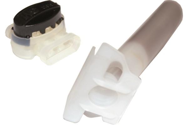 connecteurs de fils accesoires et lectrovannes vannes. Black Bedroom Furniture Sets. Home Design Ideas